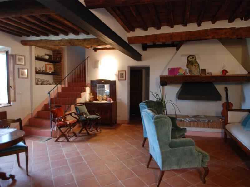 Soggiorno Taverna – Tuscany By Lubea